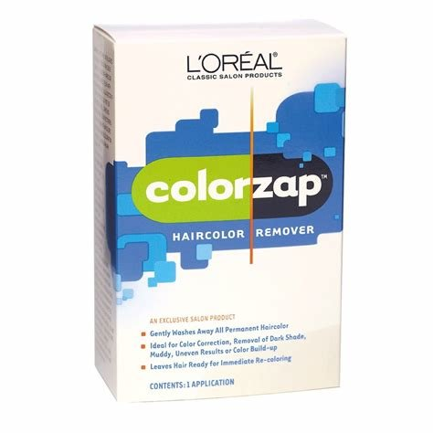 The Best L Oreal Colorzap Haircolor Remover Pictures