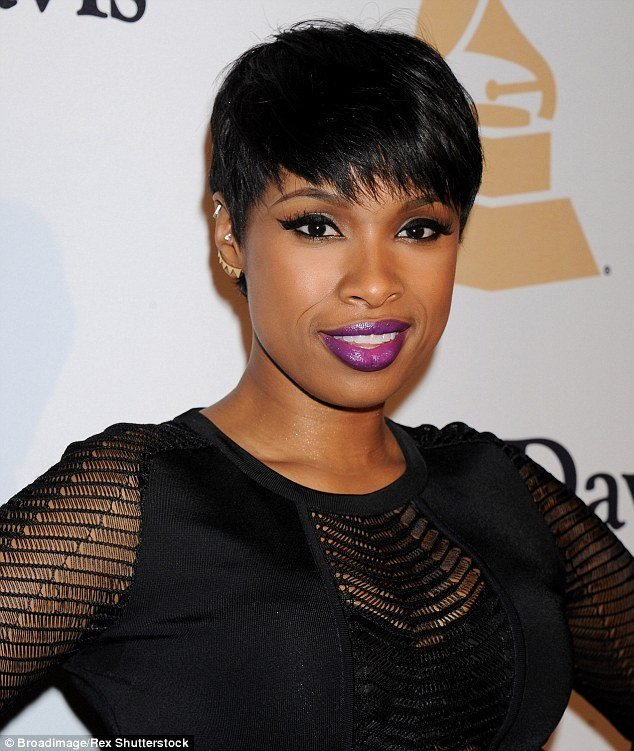 The Best Jennifer Hudson Debuts New Buzz Cut Hairstyle Pictures