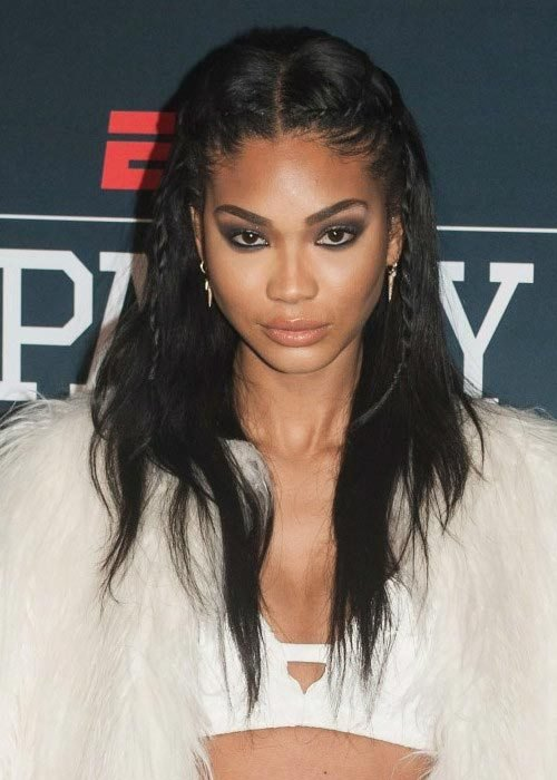 The Best Chanel Iman Hair Hairstyle Haircut Hair Color Trendy Pictures