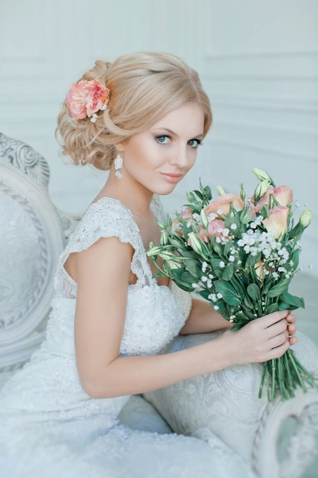 The Best Incredibly Stunning Wedding Hairstyles Modwedding Pictures