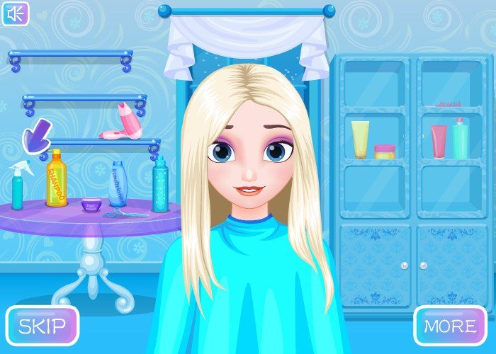 The Best Download Frozen Hairstyle Design Game Pictures