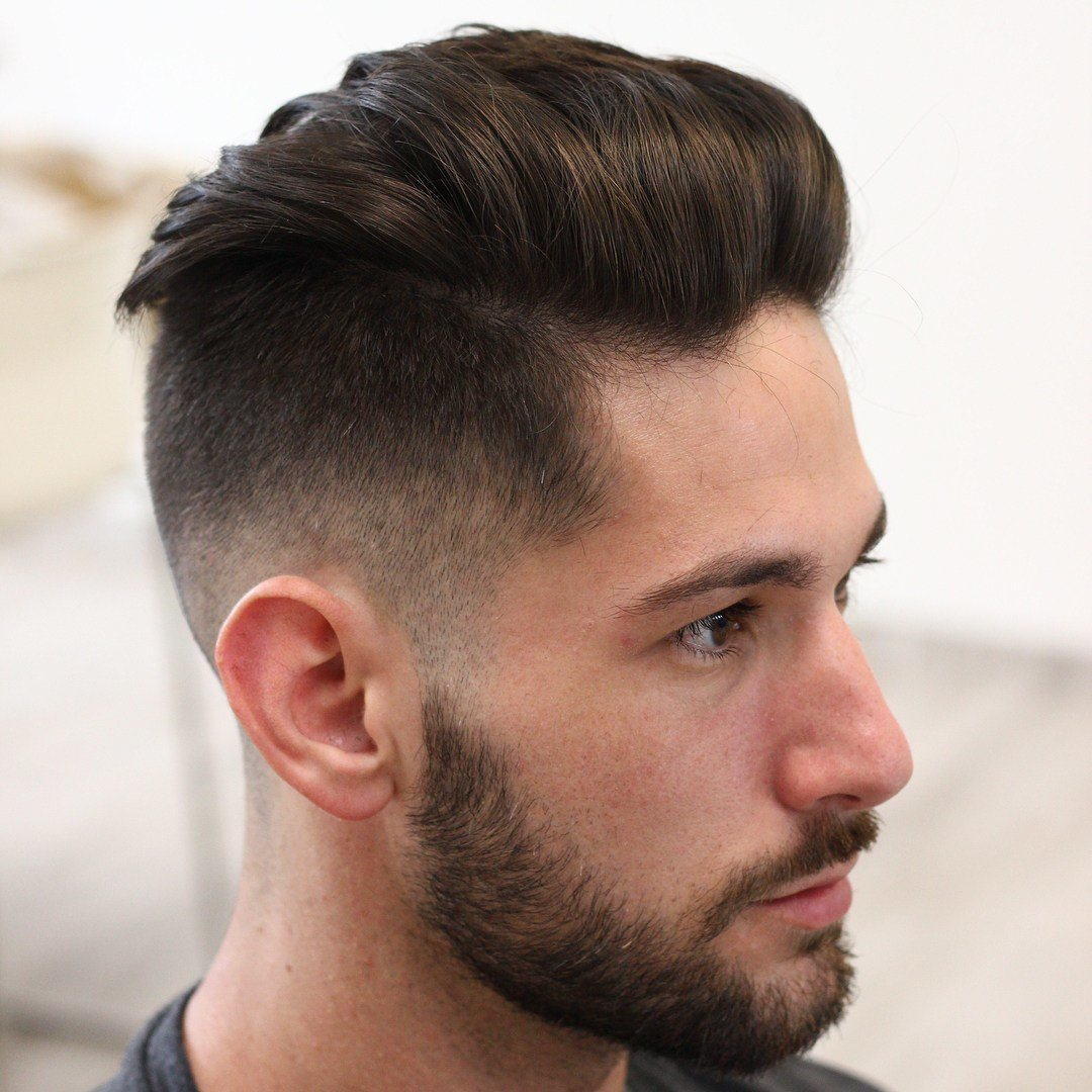 The Best Undercut Fade Pictures