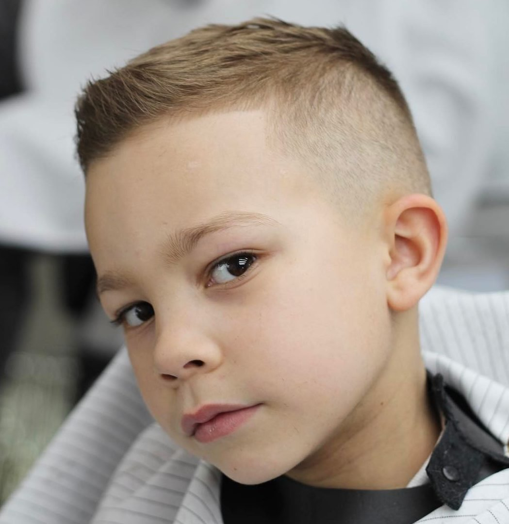 The Best Boys Fade Haircuts Pictures
