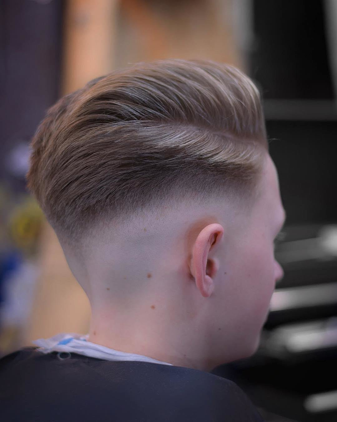 The Best Cool Side Part Haircuts To Get In 2018 Pictures
