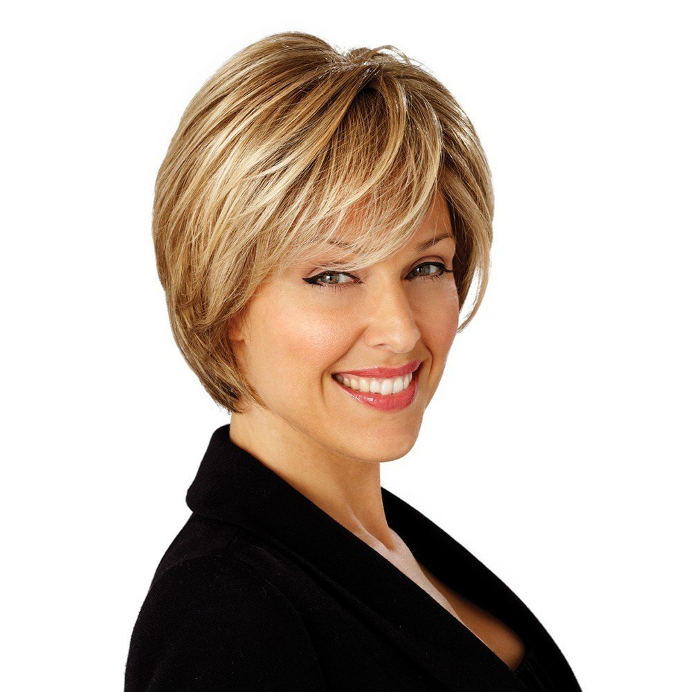 The Best Short Synthetic Straight Hair Wig Hair Products For Synthetic Wigs Pictures