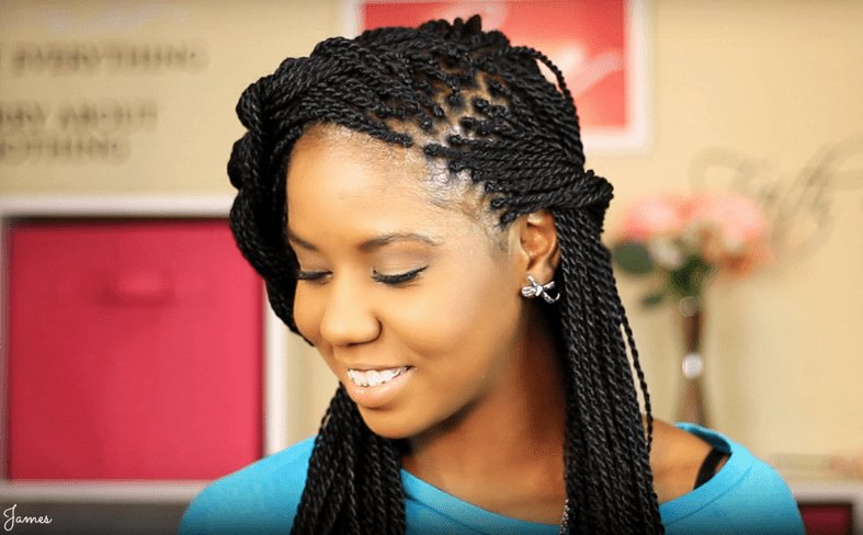 The Best Senegalese Twist Hairstyles How To Do Hair Type Pictures