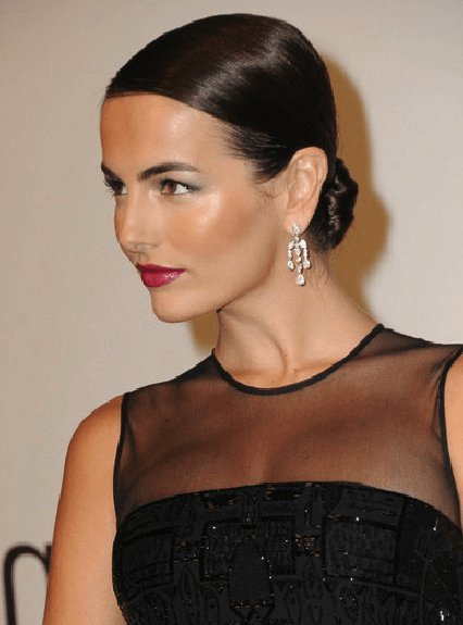 The Best The Flamenco Chignon Hairstyle For Traditional Spanish Pictures