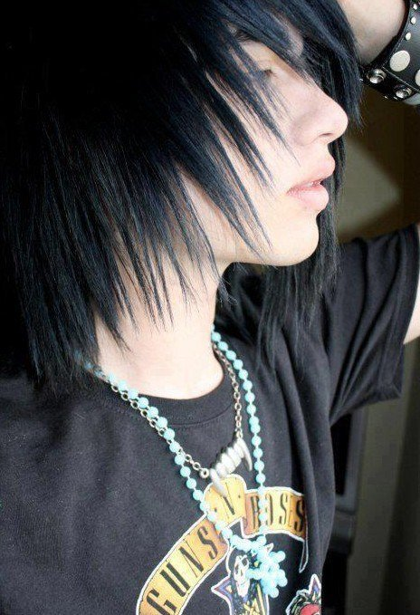 The Best Emo Hairstyles For Trendy Guys Emo Guys Haircuts Pictures