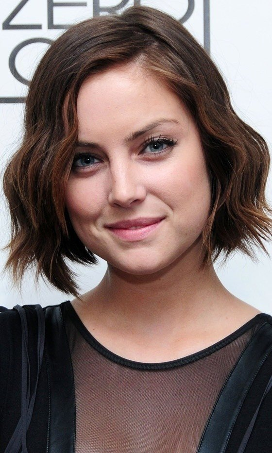 The Best 13 Delicate Short Wavy Hairstyles For 2014 Pretty Designs Pictures