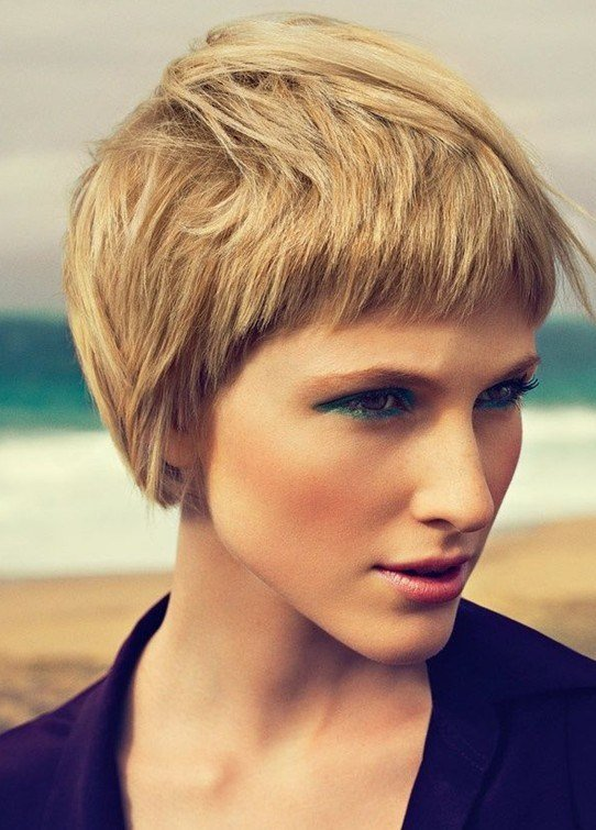 The Best 10 Short Layered Hairstyles Easy Haircuts For Women Pictures