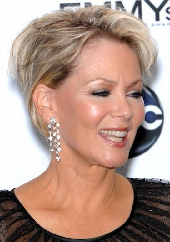 The Best 20 Short Haircuts For Women Over 50 Pretty Designs Pictures