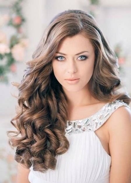The Best 12 Vouluminous Curly Hairstyles For Long Hair Pretty Designs Pictures
