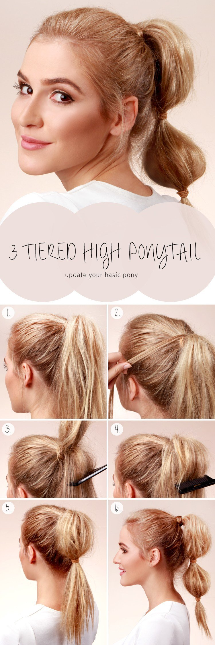 The Best Top 10 Hairstyle Tutorials For Summer Pretty Designs Pictures