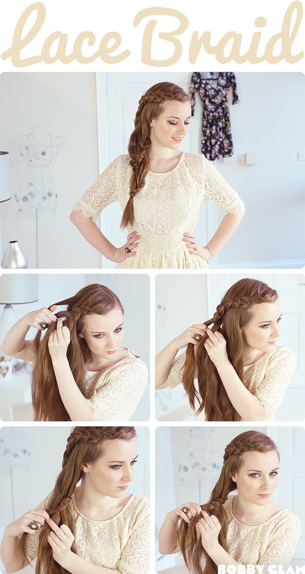 The Best 12 Romantic Braided Hairstyles With Useful Tutorials Pretty Designs Pictures