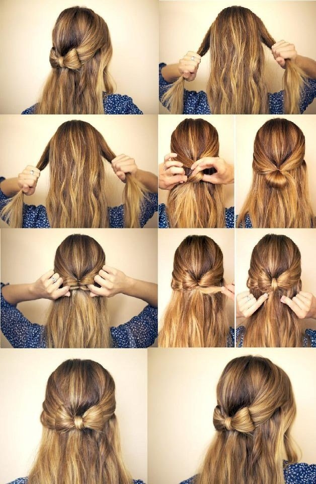 The Best Stylish Hair Bow Tutorials And Ideas Pretty Designs Pictures