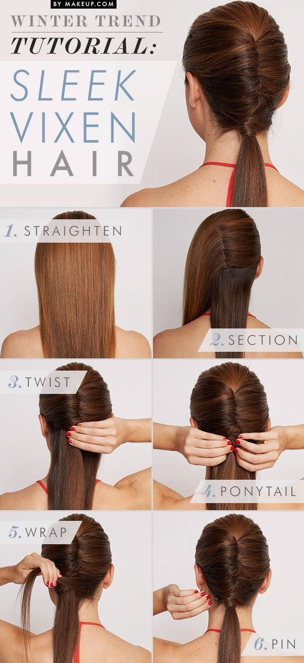 The Best 15 Super Easy Hairstyles With Tutorials Pretty Designs Pictures