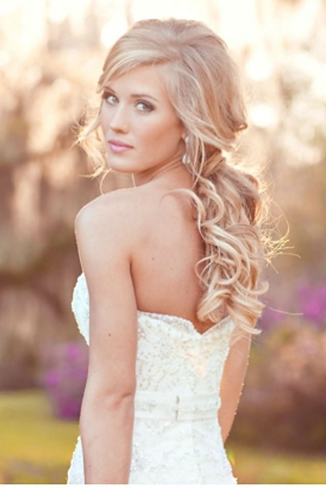 The Best 16 Overwhelming Half Up Half Down Wedding Hairstyles Pictures