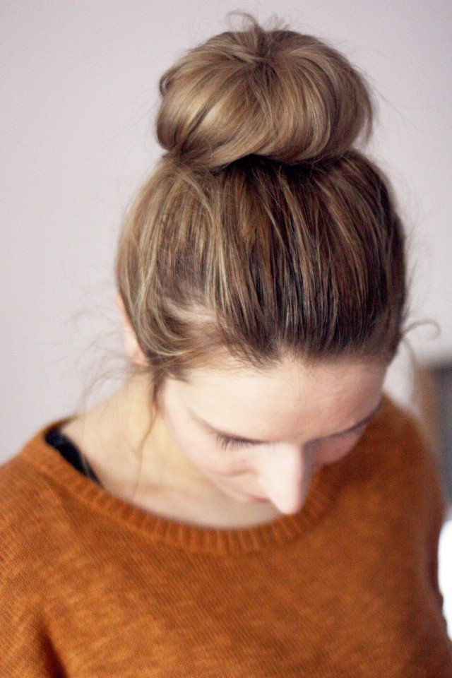 The Best Beautiful Messy High Bun Hairstyles To Try Pretty Designs Pictures