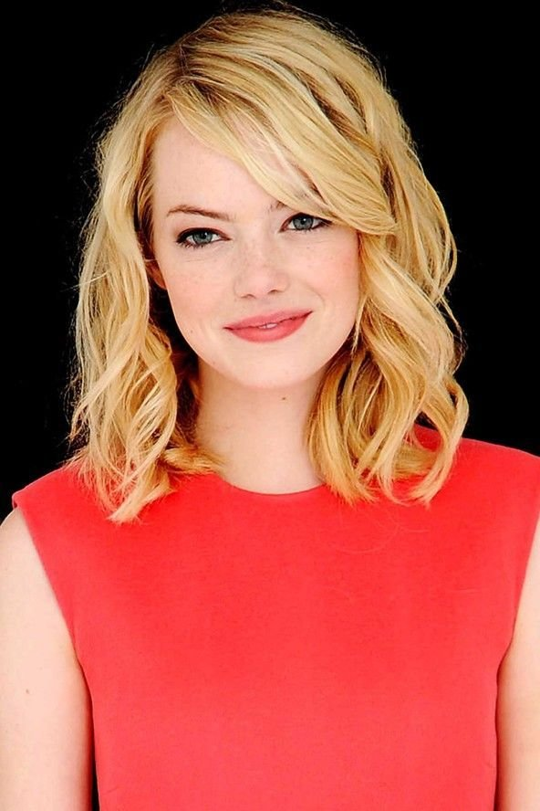 The Best 13 Great Emma Stone Hairstyles Pretty Designs Pictures
