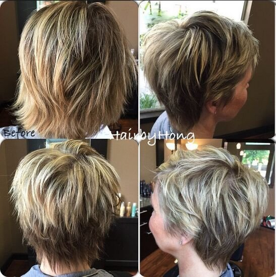 The Best 35 Very Short Hairstyles For Women Pretty Designs Pictures