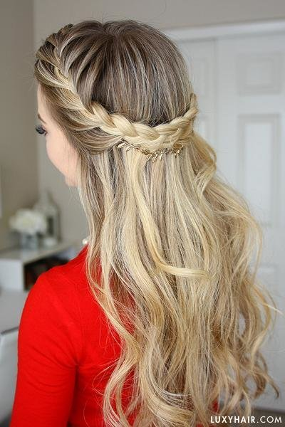 The Best 18 Cute French Braid Hairstyles For Girls Pretty Designs Pictures