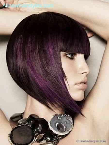 The Best Mahogany Violet Hair Color Allnewhairstyles Com Pictures