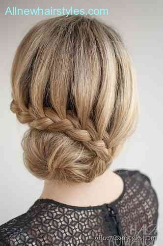 The Best French Braid Hairstyles For Prom Allnewhairstyles Com Pictures