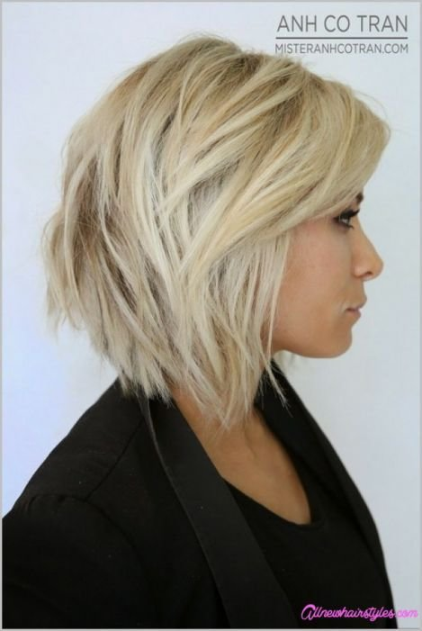 The Best Medium To Short Stacked Haircuts Allnewhairstyles Com Pictures