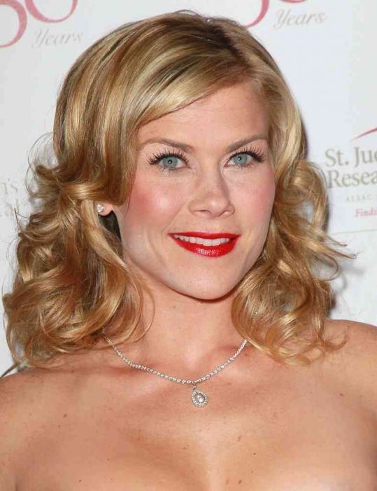 The Best Alison Sweeney Hairstyles Allnewhairstyles Com Pictures