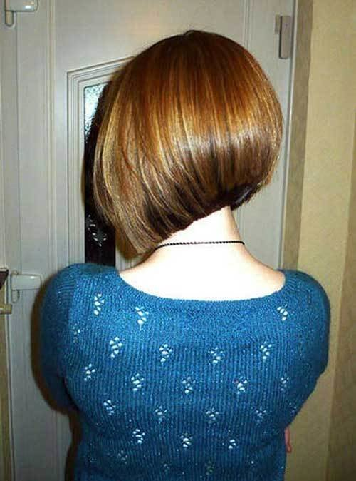 The Best Back View Of Short Bob Haircuts Bob Hairstyles 2018 Short Hairstyles For Women Pictures