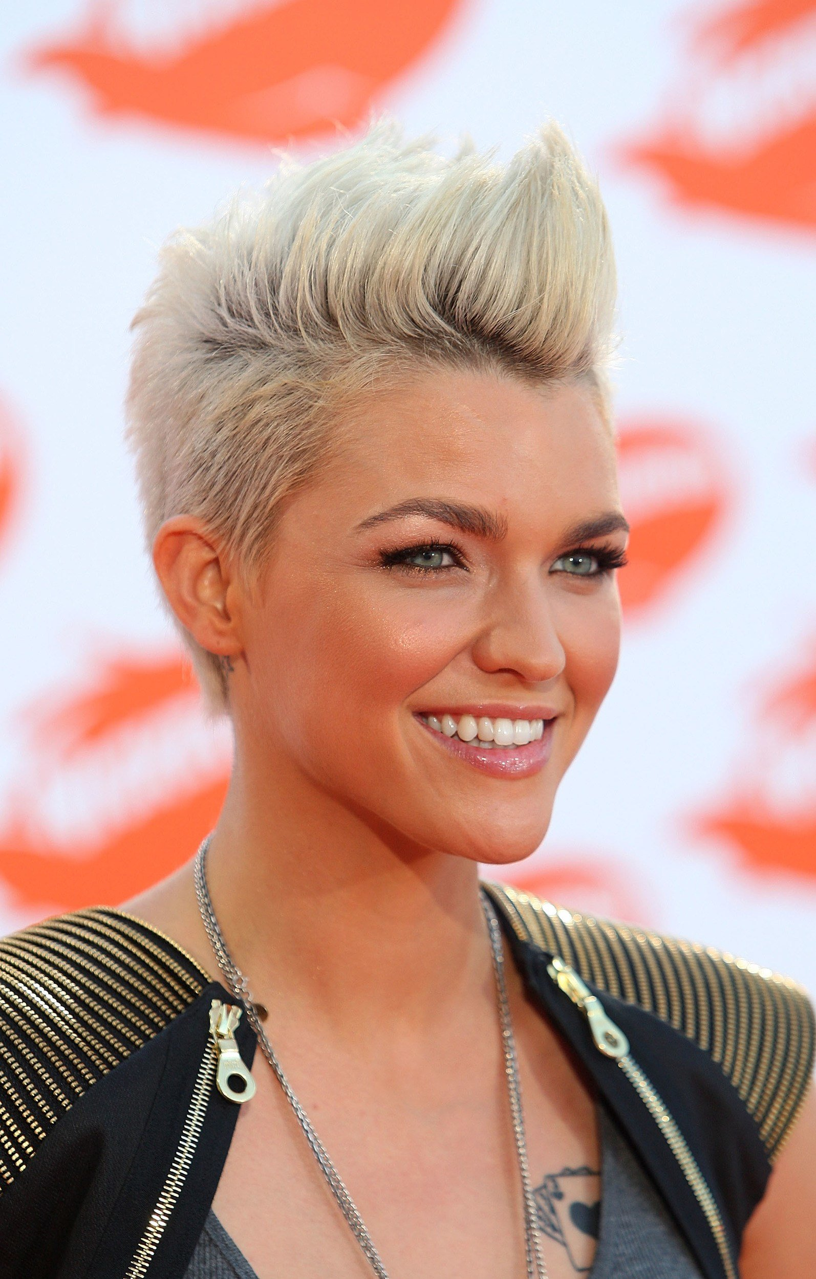 The Best Ruby Rose S Hair Evolution Pictures