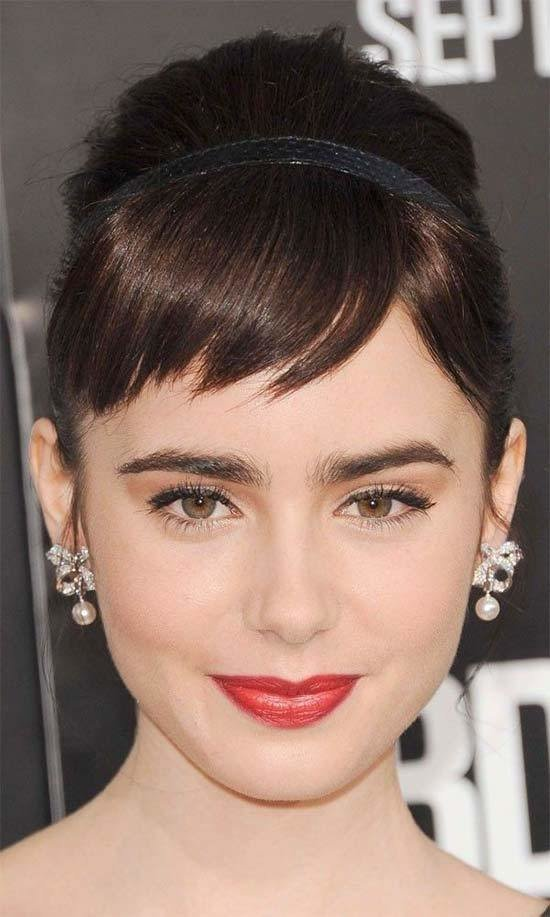 The Best 17 Best Short Hair With Fringe Hairstyle Ideas To Try Out Now Pictures