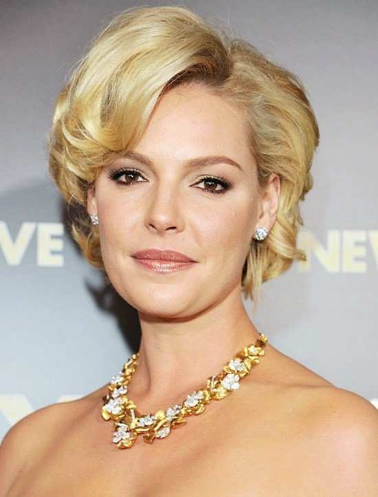 The Best Top 32 Katherine Heigl S New Fashion Trendy Hairstyles And Pictures