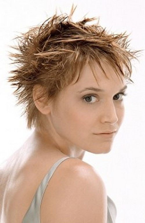 The Best 30 Funky Short Spiky Hairstyles For Women Cool Trendy Pictures