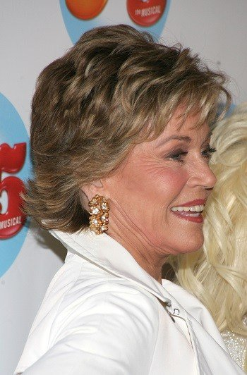 The Best Jane Fonda Short Celebrity Hairstyles Over 60 L Www Pictures