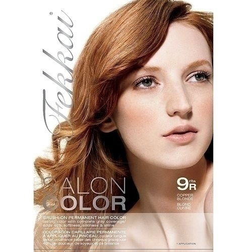 The Best Frederic Fekkai Salon Color 9R Copper Blonde Rita By Pictures