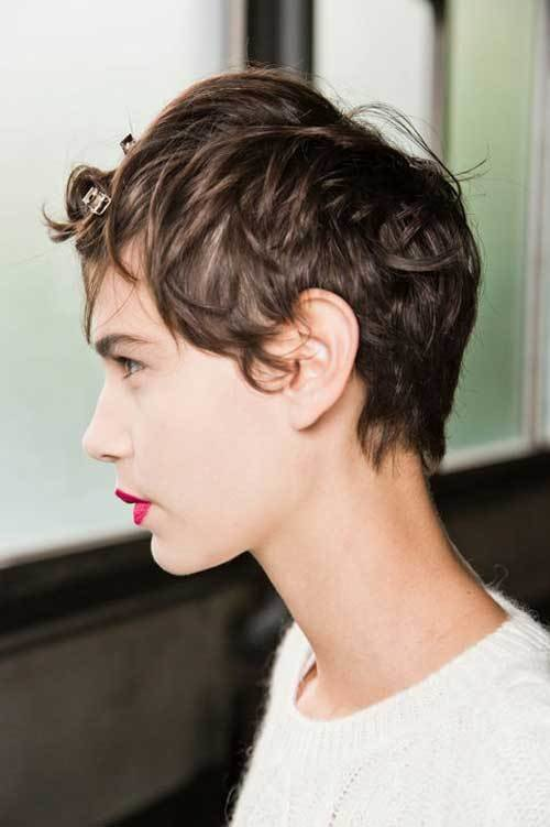 The Best Best Hairstyles For Short Wavy Hair Short Hairstyles Pictures