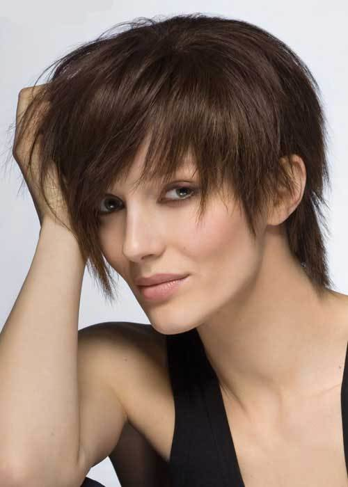 The Best Trendy Short Hair For Women Short Hairstyles 2017 2018 Pictures
