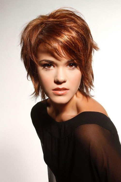 The Best New Trendy Short Hairstyles Short Hairstyles 2018 2019 Pictures