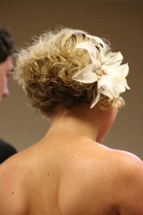 The Best 20 Short Hairstyles For Bridal Short Hairstyles 2018 2019 Most Popular Short Hairstyles Pictures
