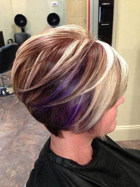 The Best Short Hair Colors Short Hairstyles 2016 2017 Most Pictures