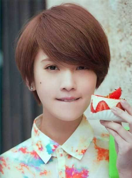 The Best Short Hairstyles For Asian Women Short Hairstyles 2017 2018 Most Popular Short Hairstyles Pictures