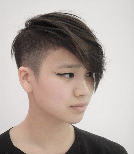 The Best 15 Short Undercut Hairstyles Short Hairstyles 2018 Pictures