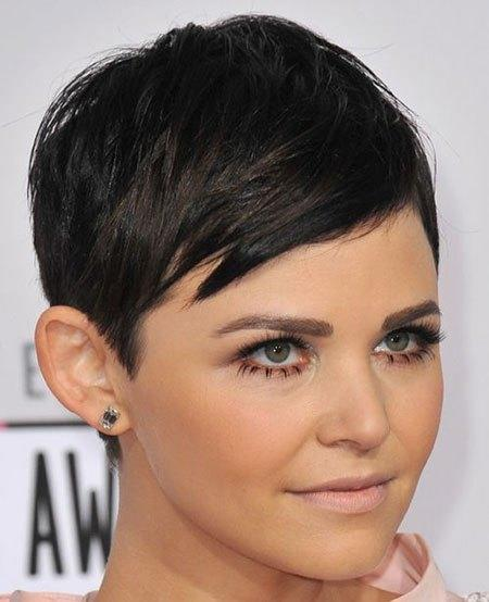 The Best Female Celebrity Short Haircuts Short Hairstyles 2018 Pictures