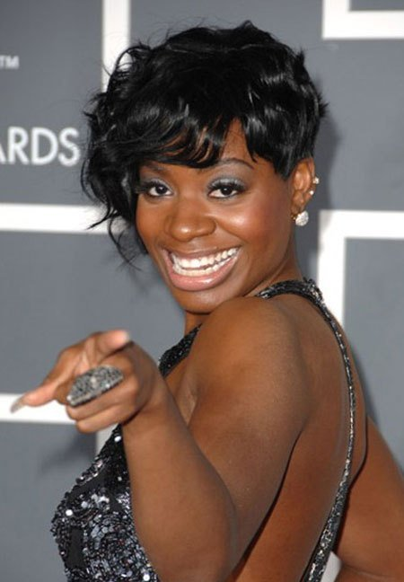 The Best Nice Short Hairstyles For Black Women Short Hairstyles Pictures