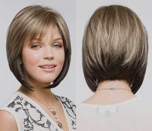 The Best Angled Bobs With Bangs Short Hairstyles 2018 2019 Pictures