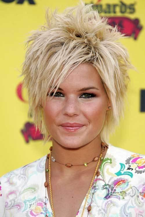 The Best 30 Spiky Short Haircuts Short Hairstyles 2017 2018 Most Popular Short Hairstyles For 2017 Pictures