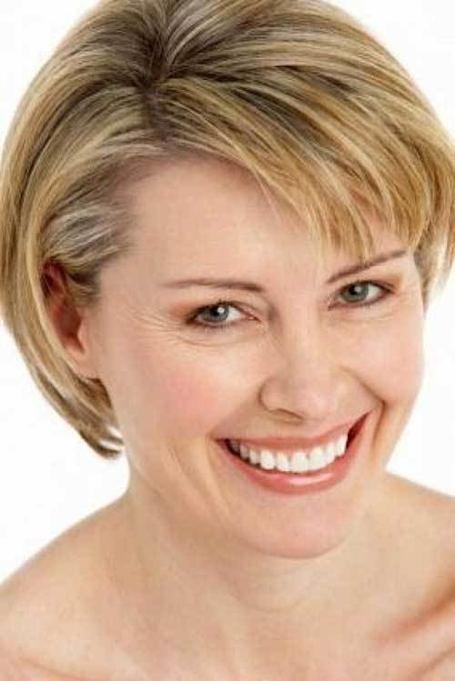 The Best Short Straight Hairstyles For Fine Hair Short Hairstyles Pictures