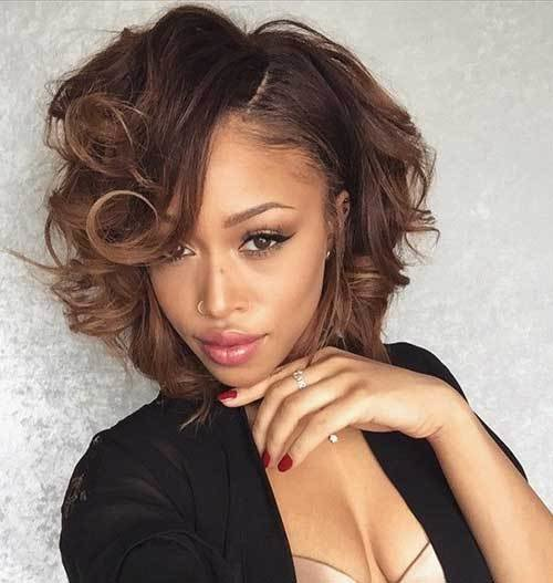 The Best 20 Cute Bob Hairstyles For Black Women Short Hairstyles Pictures