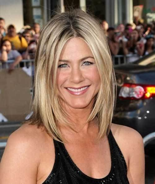 The Best Jennifer Aniston New Bob Haircuts Short Hairstyles 2017 Pictures